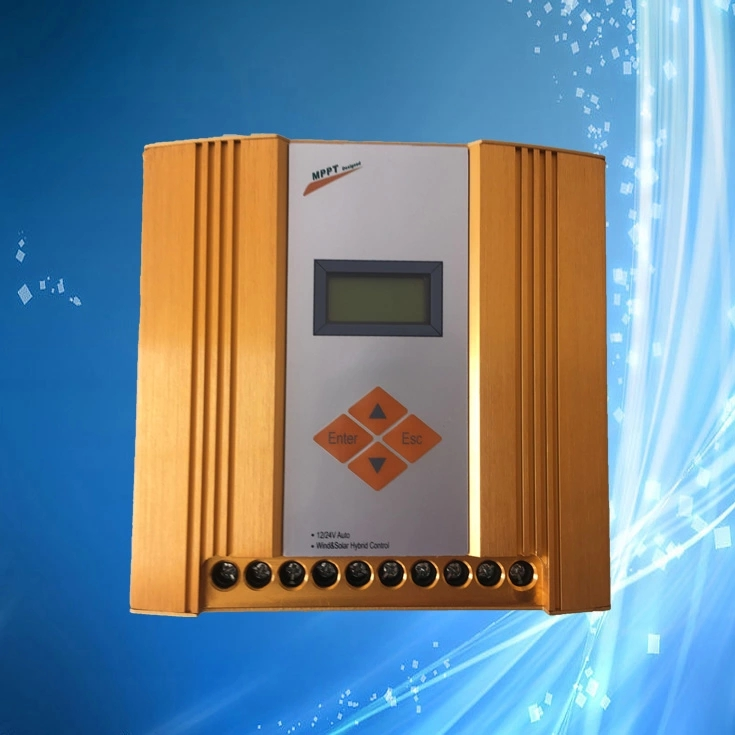 400w Mppt Wind Solar Hybrid Charge Controller Famgroup